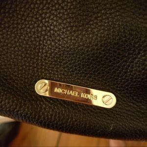 Michael Kors Bags - Michael Kors Black Hobo with Gold Studs